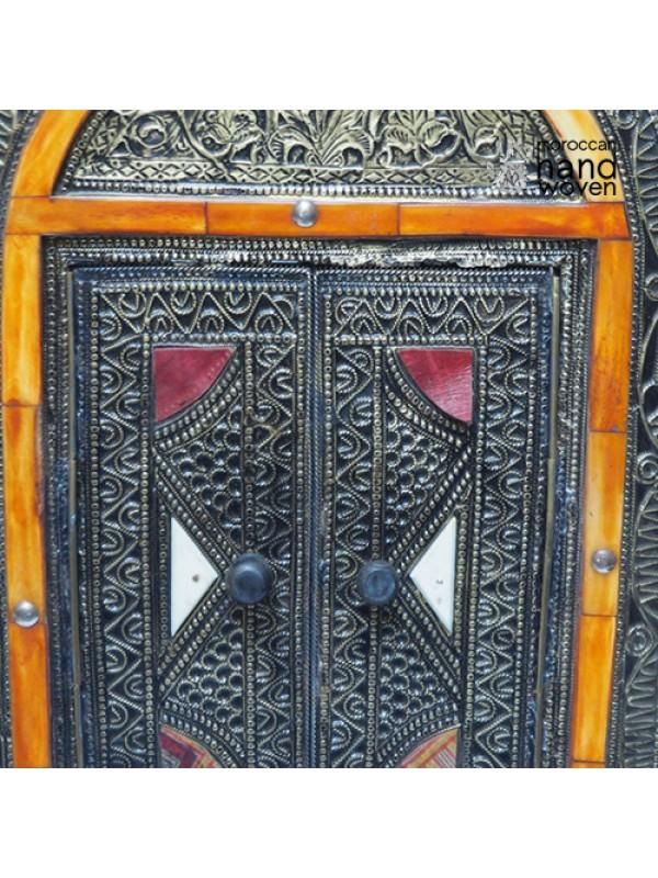Handmade Moroccan mirror