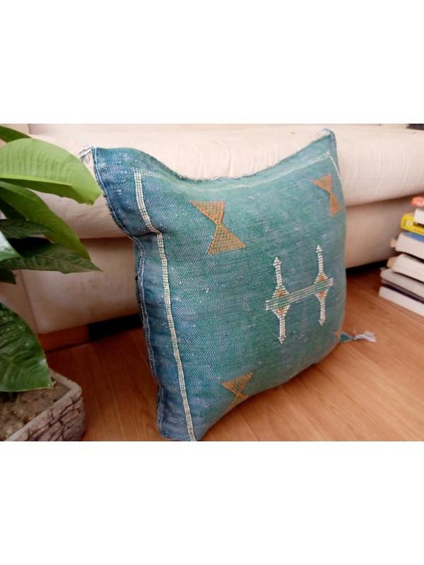 Cactus cushion Moroccan sabra pillow 49x45 CM - pillow Boho CUSHION Moroccan Style pillow unstuffed